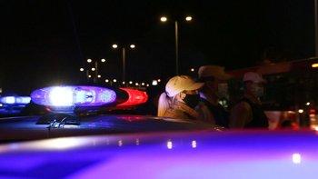 Policía en lanzamiento de operativo