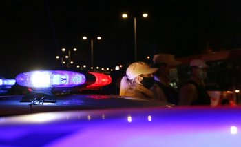 El incidente se produjo en una casa de familia ubicada en Camino Andaluz y Camino Rivera