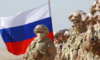 Las principales preocupaciones de Rusia son la estabilidad regional y la seguridad fronteriza para sus aliados de Asia Central