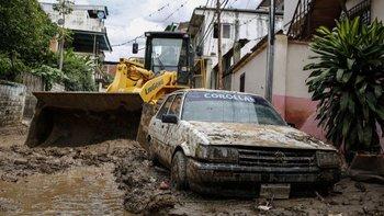 La mayoría de las muertes ocurrieron en el pueblo de Tovar, donde el río Mocotíes se desbordó después de horas de lluvia.