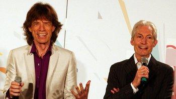 Mick Jagger y Charlie watts protagonizaron una sonada pelea que puso en jaque su relación como miembros de los Rolling Stones.v