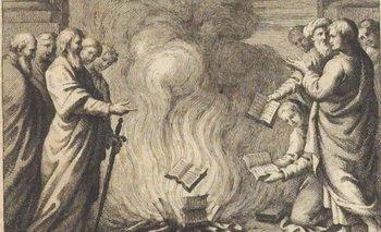 Libros en la hoguera