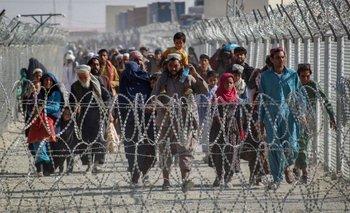 Un gran número de afganos están intentando salir del país desde la subida al poder del Talibán