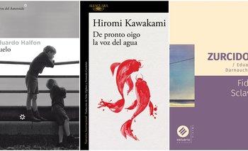 Libros de agosto