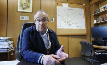 Senador José Carlos Mahía, uno de los referentes actuales del astorismo