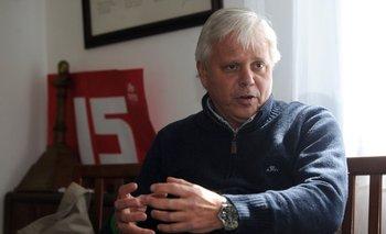 El flamante senador de la Lista 15 habló con El Observador
