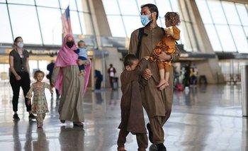 Distintos países han recibido refugiados afganos tras el retorno de los talibanes al poder