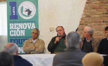 Gabriel Fernández (izquierda) en el lanzamiento de la Lista 10.