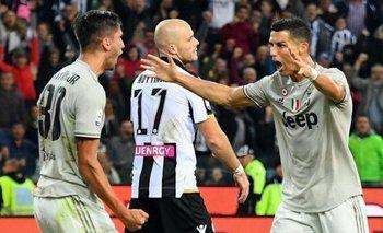 Rodrigo Bentancur recordó en sus redes a su ahora excompañero de Juventus, Cristiano Ronaldo
