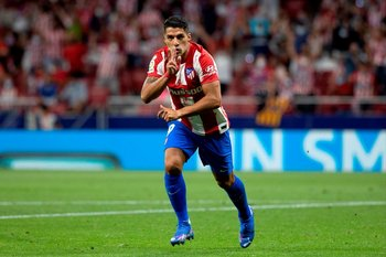 El primer festejo de Suárez en la temporada