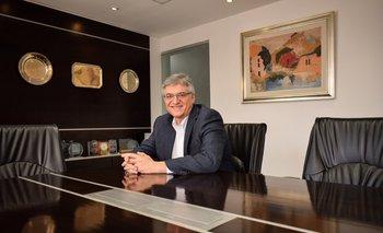 Álvaro Scarpelli, socio directorde KPMG Uruguay.