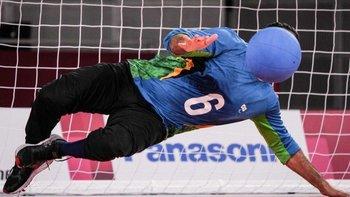El golbol fue creado por un alemán y un austríaco después del final de la II Guerra Mundial.