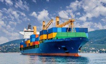 El precio de un contenedor de China a Argentina aumentó el doble