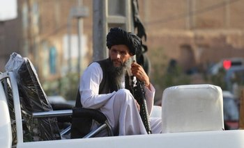 El Talibán está de vuelta en las calles de Herat