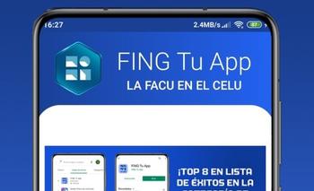 Nueva versión de FING Tu App