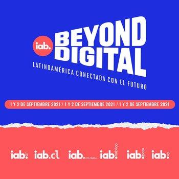 Todas las charlas del IAB Beyond Digital serán transmitidas vía streaming