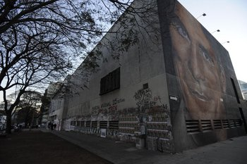 Mural en el IPA