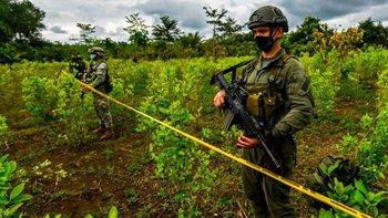 El presidente Duque consolidó una alianza con Estados Unidos en su guerra contra las drogas