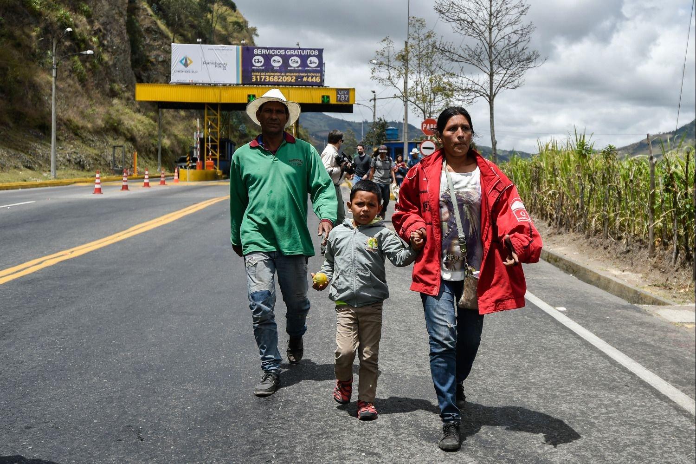 Inicia en Quito reunión de 12 países para tratar migración venezolana