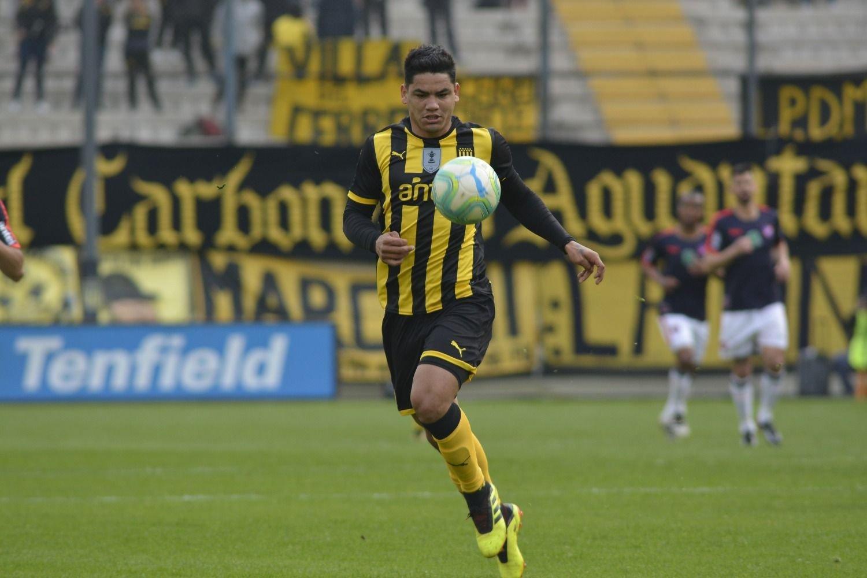 Peñarol venció por la mínima a LDU de Quito