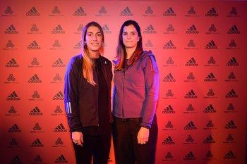 Sofia Invernizzi y Carolina Goodacre