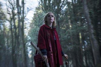 La nueva serie de Sabrina se estrenó en Netflix a fines de octubre