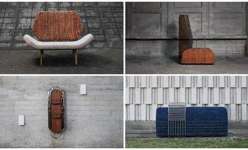 Los diseños de Carolina Palombo, Muar, Menini Nicola y Estudio Diario