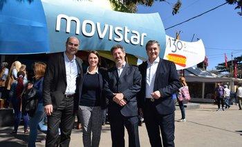 Fernando Leis, Leticia Pintos, Marcelo Tarakdjian y José Pedro Derregibus INST
