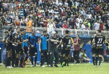 Diego Maradona debutó en Dorados de Culiacán