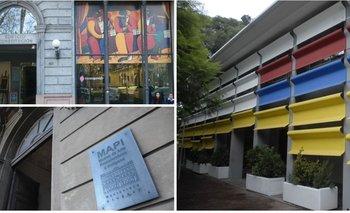 Museo Gurvich, Museo de Arte Precolombino y Museo Nacional de Artes Visuales