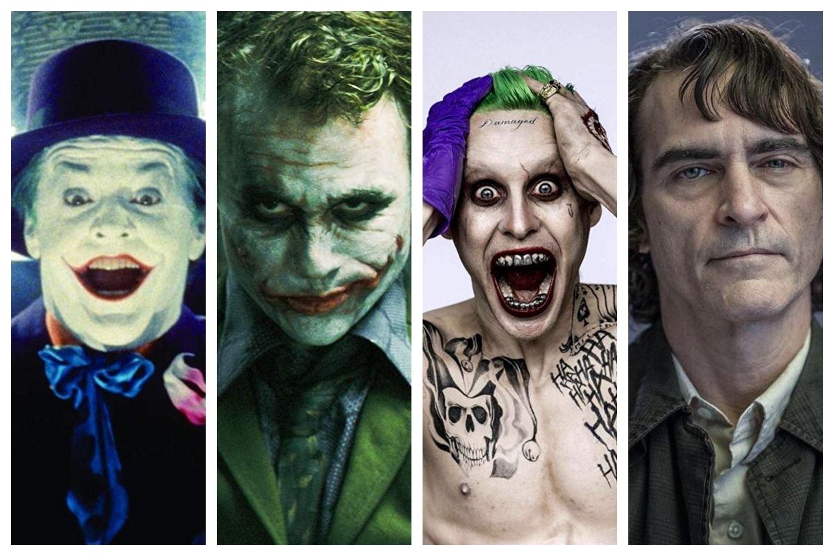 Este el espeluznante aspecto de Joaquin Phoenix maquillado como el Joker
