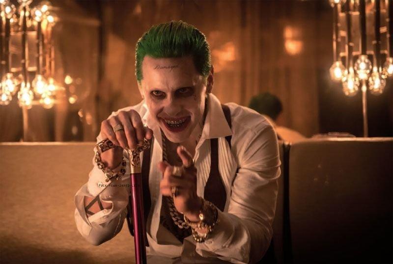 Así luce Joaquin Phoenix como Joker en su próxima película