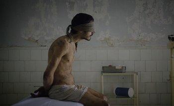 Chino Darín en una escena de La noche de 12 años
