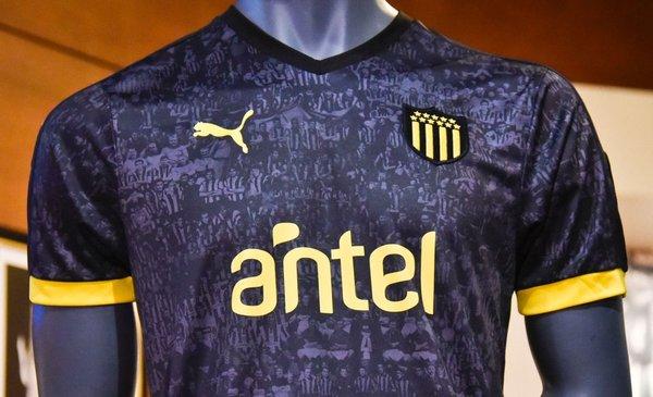 Diseñador de la camiseta de Peñarol