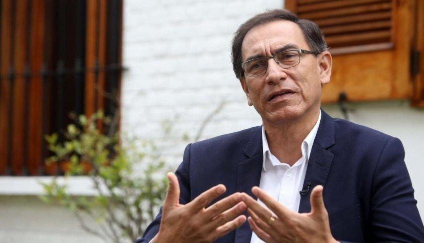 Perú no quiere una solución militar para Venezuela — Presidente Vizcarra