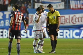 Espino y Rolín dialogan con Roldán