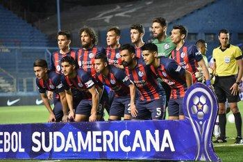 El equipo de San Lorenzo