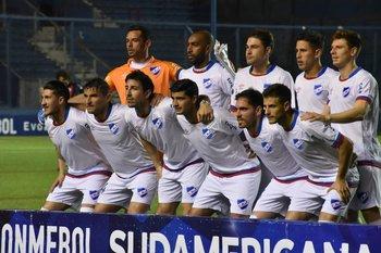 El equipo de Nacional