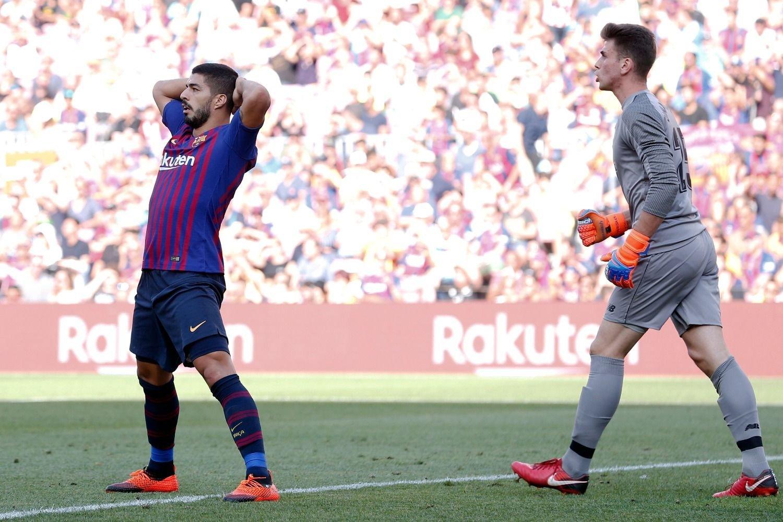 Liga Española: Messi evitó una nueva derrota de Barcelona - Deportes