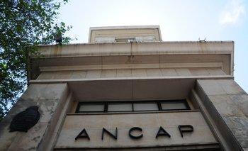 Edificio sede de Ancap.