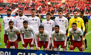 El equipo de Fluminense que ganó en Cuenca