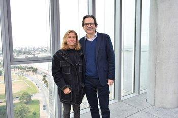 Martina y Fernando Oliver