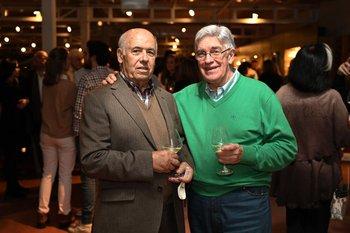Juan Bouza Marinez y Eduardo Lanza