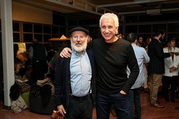 Juan Bouza y Eduardo Iturralde