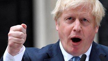 Boris Johnson defiende que Reino Unido cumpla el plazo determinado para el Brexit, con o sin acuerdo con la UE