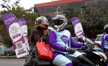Acción promocional de la empresa en Colombia