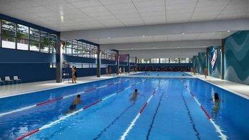 Así lucirá la piscina de Nacional que construirán en donde actualmente está el estacionamiento