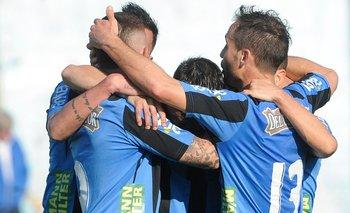 Ante Wanderers, victoria 3-1 en Belvedere