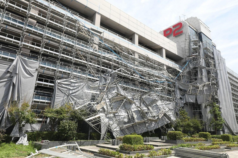 Aire cálido del tifón Faxai, provoca aumento de temperaturas en Japón