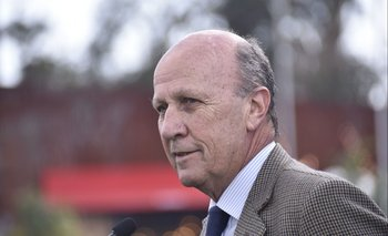 Gabriel Capurro, presidente de la ARU.